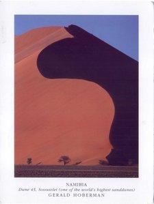 Postkarten Namibia